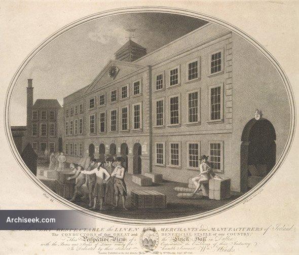 1728 – Linen Hall, Yarnhall St., Dublin