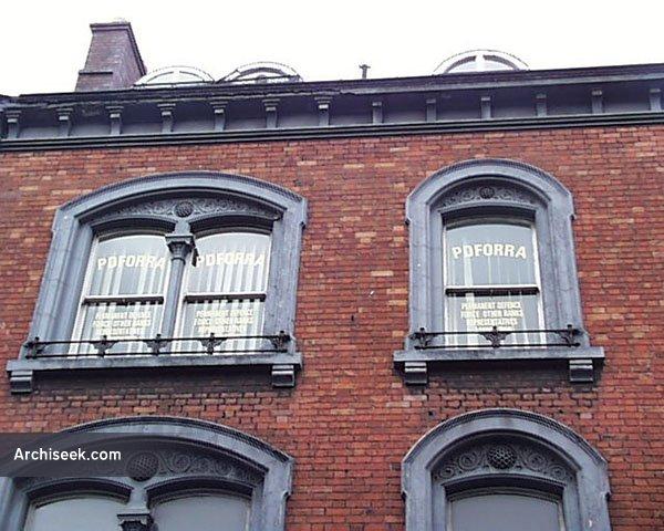 1870 – Bolands, 133-136 Capel Street, Dublin