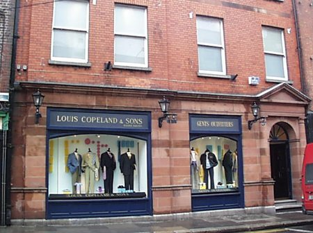 1899 &#8211; Louis Copeland, Nos. 40-41 Capel Street, Dublin