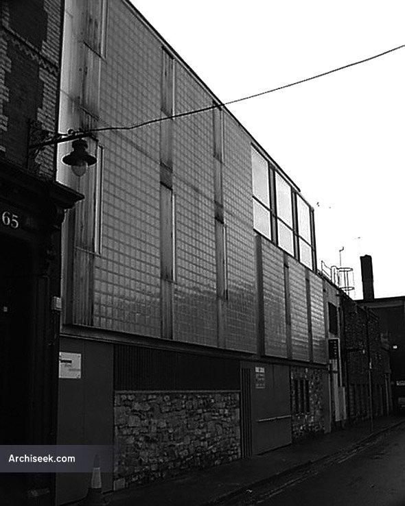 2001 – McNamara Construction, Capel Street, Dublin