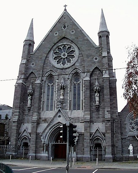 1881 – St. Mary of the Angels, Church Street, Dublin