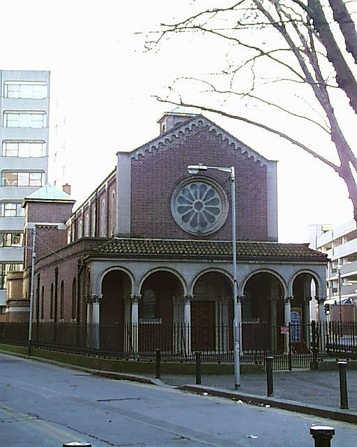 1931 – St. Thomas Church of Ireland, Cathal Brugha Street, Dublin