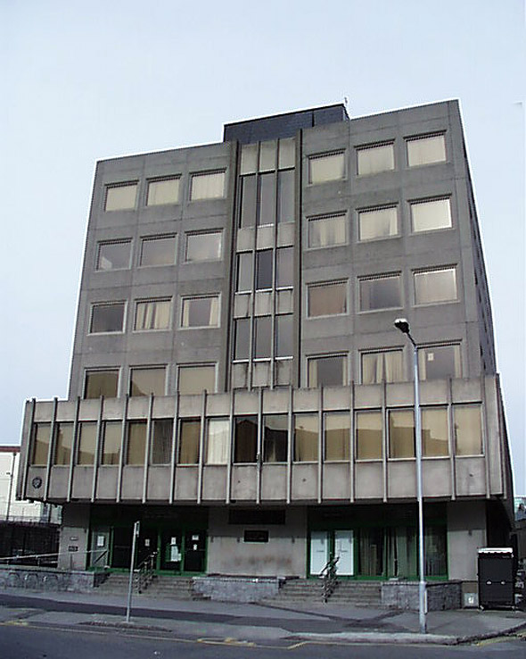 1973 &#8211; River House, 21/25 Chancery Street, Dublin