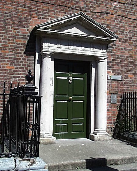 1760 &#8211; No. 20 Dominick Street, Dublin