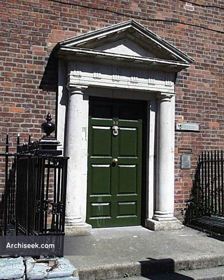 1760 – No. 20 Dominick Street, Dublin