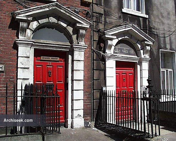 1750 – Dominick Street, Dublin