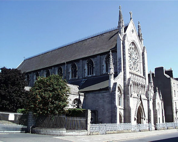 1858 – St Saviour's Church, Dominick Street, Dublin