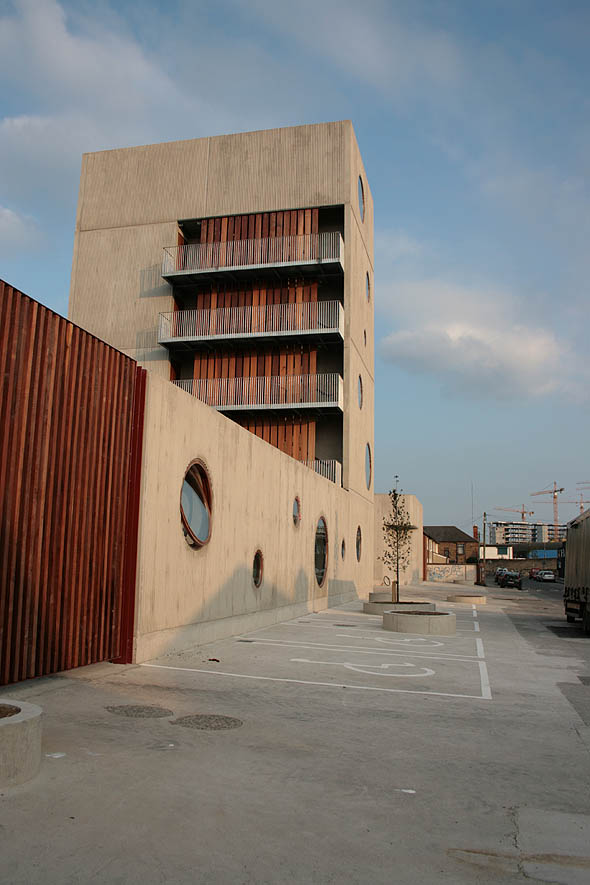2008 – East Wall Community Centre, Dublin
