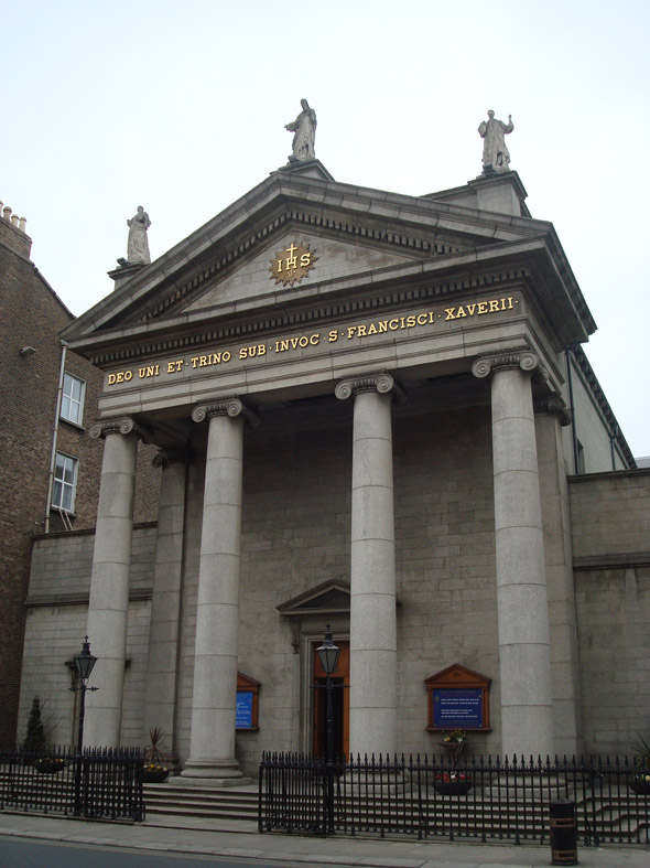 1832 – St. Francis Xavier, Gardiner Street, Dublin