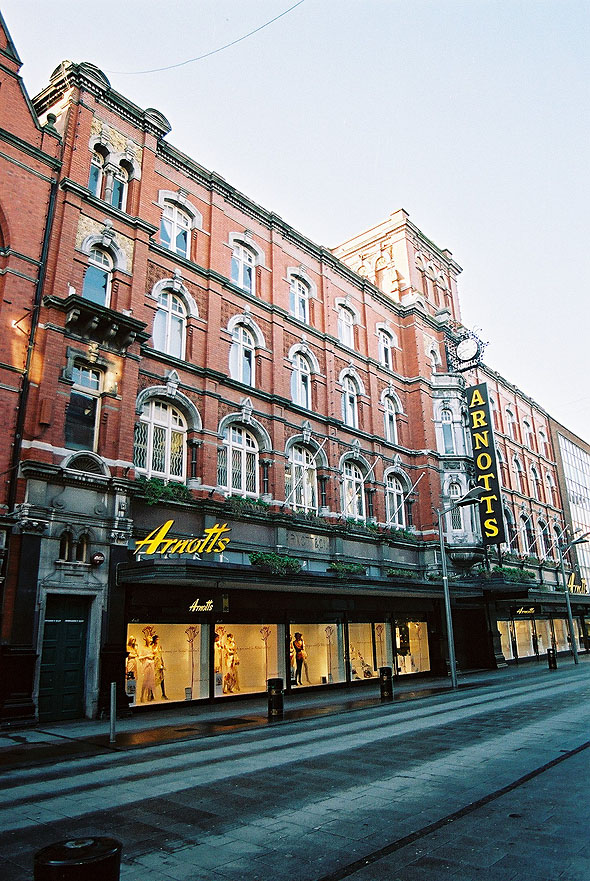 1894 &#8211; Arnott&#8217;s, Henry Street, Dublin