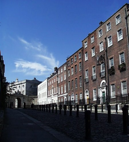 No. 16 Henrietta Street, Dublin – Open Design Ideas Competition