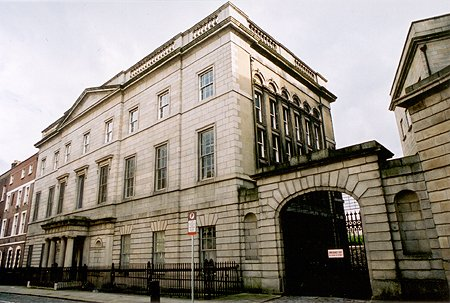 1827 – The Honourable Society of Kings Inns Library, Henrietta Street, Dublin