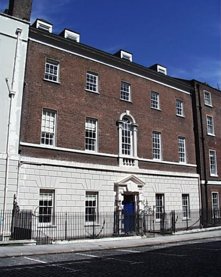 1720 &#8211; No.9 Henrietta Street, Dublin
