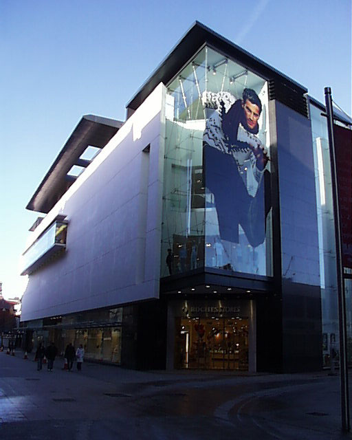 2003 &#8211; Debenhams, Henry Street, Dublin