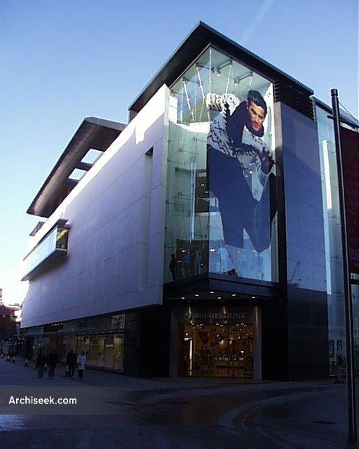 2003 – Debenhams, Henry Street, Dublin
