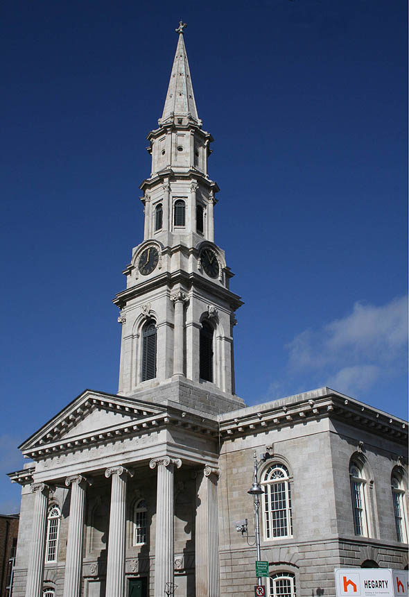 1813 &#8211; Former St. George&#8217;s Church, Hardwicke Place, Dublin
