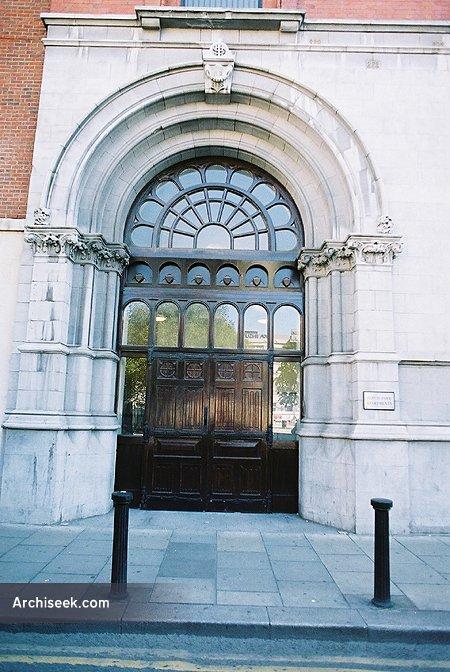 1886 – Former Hospital, Jervis Street, Dublin