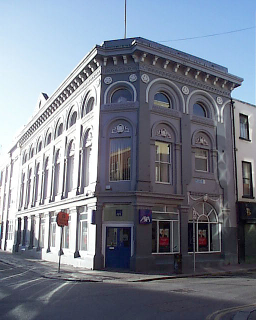 1865 &#8211; Axa Insurance, Mary Street, Dublin