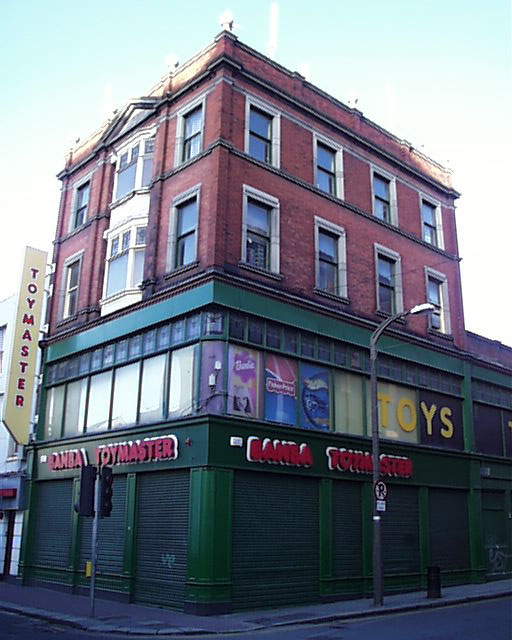 1897 – No.48 Mary Street, Dublin