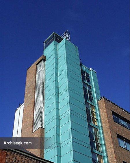 1997 – DIT Cathal Brugha Street Annex, Marlborough Street, Dublin