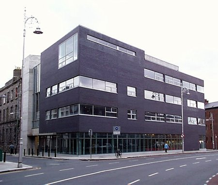 2001 &#8211; MACRO Community Centre, North King Street, Dublin