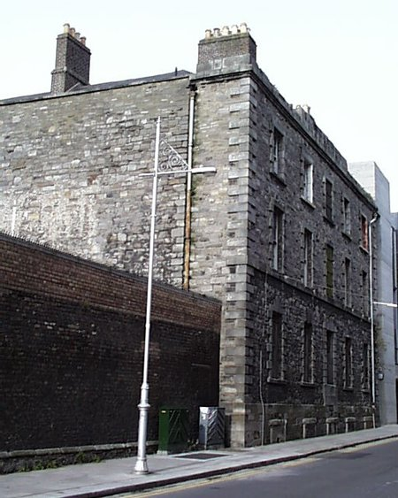 1794 &#8211; Debtors Prison, Green Street, Dublin