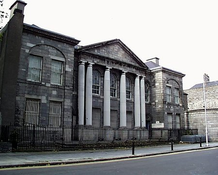 1797 green street courthouse dublin architecture of