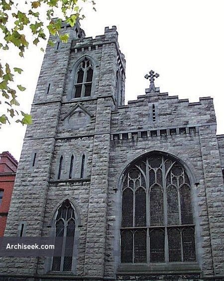 1891 – St. Michan's Church, Halston Street, Dublin