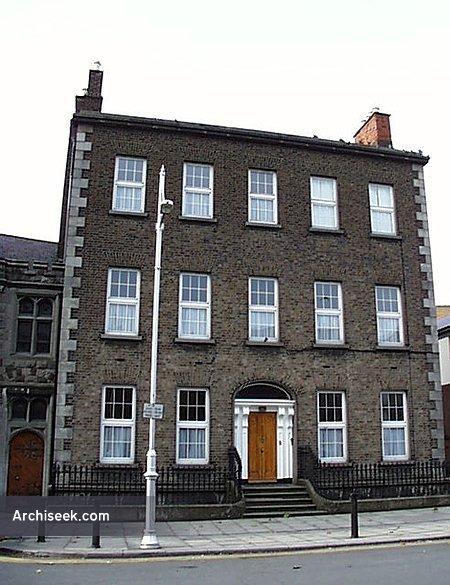 1851 – St. Michan's Presbytery, Halston Street, Dublin
