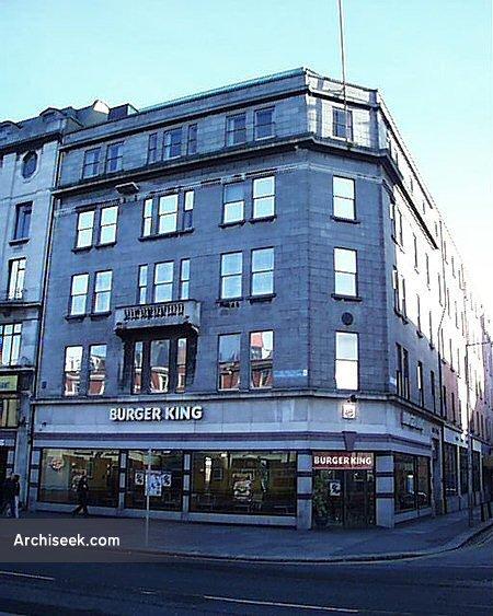 1925 – Nos. 9-11 Upper O'Connell Street, Dublin