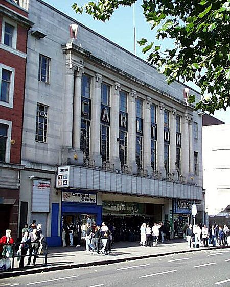 1932 &#8211; Former Carlton Cinema, O&#8217;Connell Street, Dublin