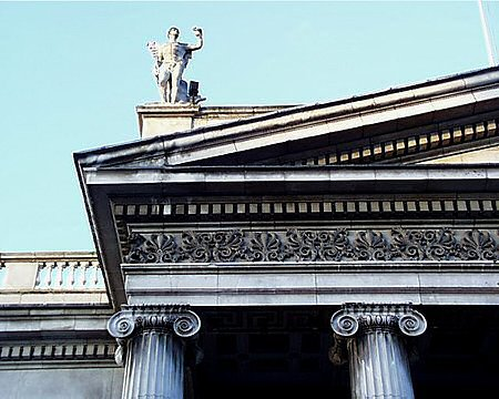 Abbey Theatre NOT to move to GPO