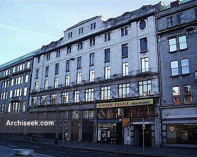 1926 – Hammam Building, O'Connell Street, Dublin