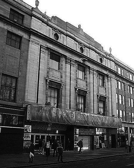 1929 &#8211; Savoy Cinema, O&#8217;Connell Street, Dublin