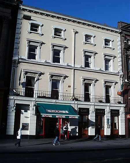 1869 &#8211; Nos. 63-64 Upper O&#8217;Connell Street, Dublin