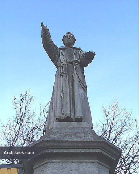 1891 – Fr. Theobald Mathew Statue, O'Connell Street, Dublin