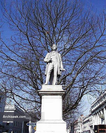 1879 – Sir John Gray Statue, O'Connell Street, Dublin