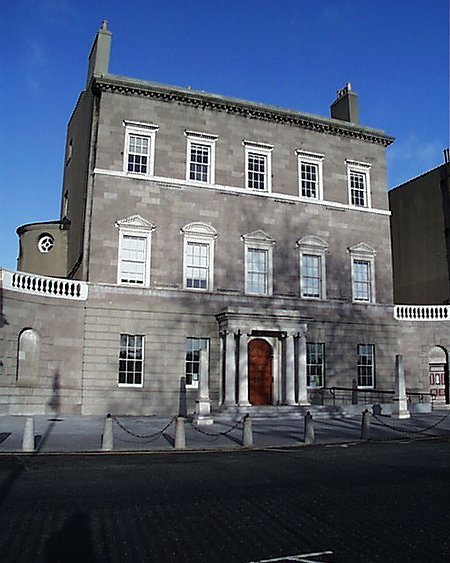 1763 &#8211; Charlemont House, Parnell Square, Dublin