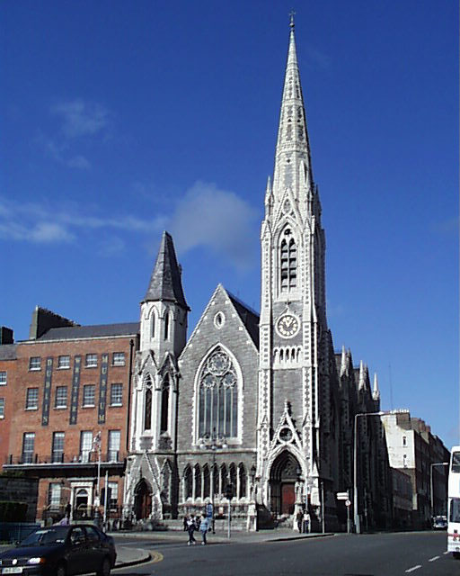 1863 &#8211; Findlater&#8217;s Church, Parnell Square, Dublin