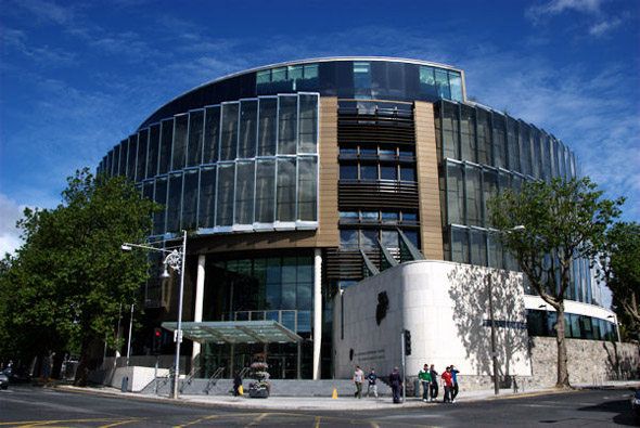 2010 &#8211; Criminal Courts of Justice, Dublin
