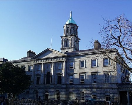 1748 &#8211; Rotunda Hospital, Parnell Square, Dublin