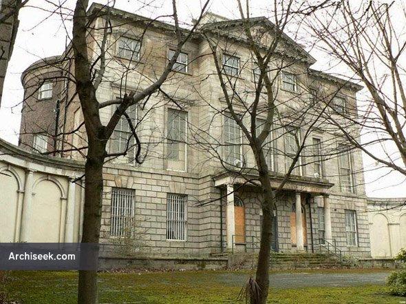1803 – Aldborough House, Portland Row, Dublin