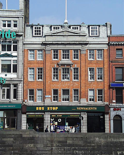 1921 &#8211; No.2 Eden Quay, Dublin