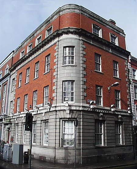 1901 &#8211; Former Bank, Ormond Quay, Dublin
