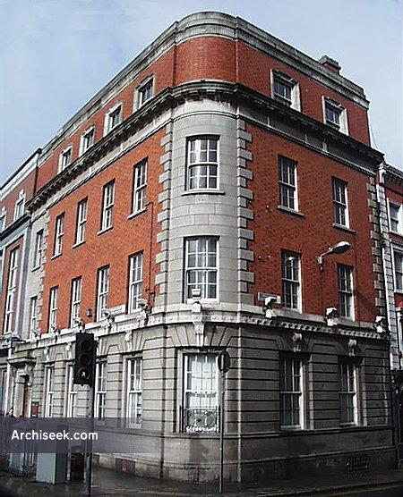 1901 – Former Bank, Ormond Quay, Dublin
