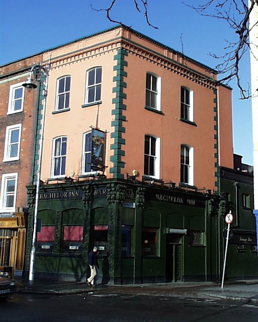 1882 – Bachelor Inn, No.31 Bachelor's Walk, Dublin