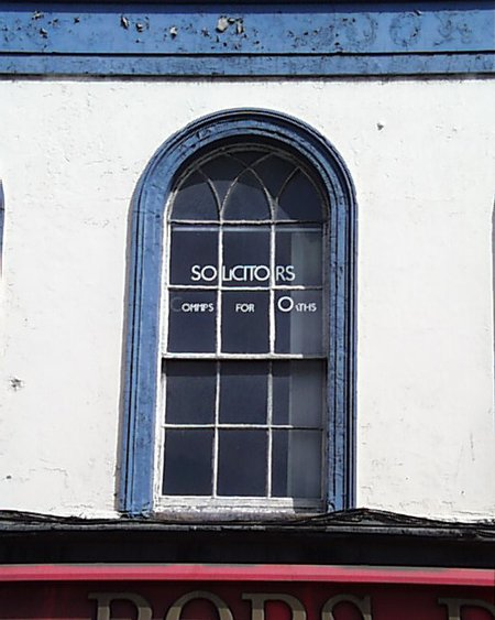 1790 &#8211; Corner, Capel Street, Dublin