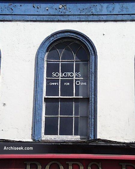 1790 – Corner, Capel Street, Dublin