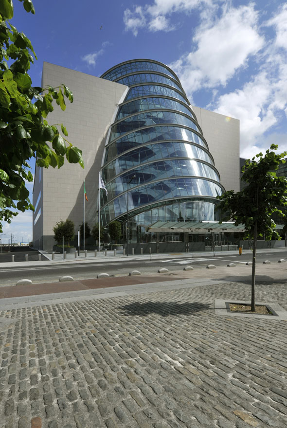 2010 – Convention Centre, Dublin