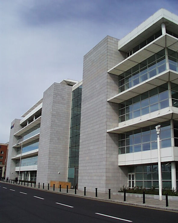 2000 – Citicorp, North Wall Quay, Dublin